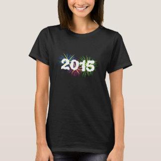 Happy New Year 2015 Customizable T-Shirt
