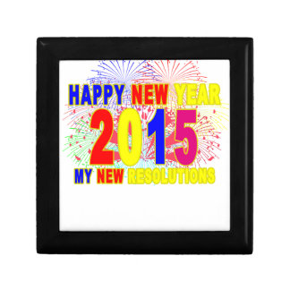 HAPPY NEW YEAR 2015 M.png Recta Keepsake Boxes