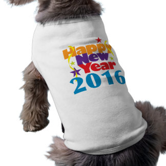 Happy New Year 2016 Shirt