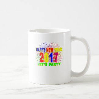 HAPPY NEW YEAR 2017 party Coffee Mug