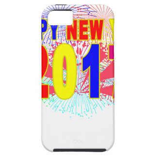 HAPPY NEW YEAR 2017 TOUGH iPhone 5 CASE