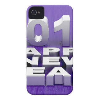 Happy New Year 2018 Case-Mate iPhone 4 Cases