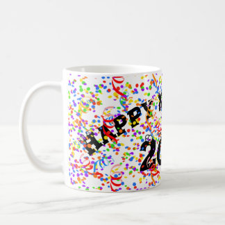 Happy New Year 2018 Classic Mug