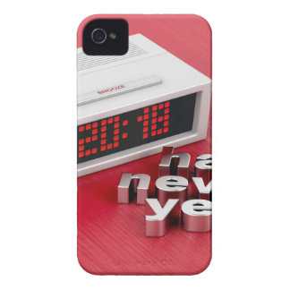 Happy New Year 2018 iPhone 4 Case-Mate Cases