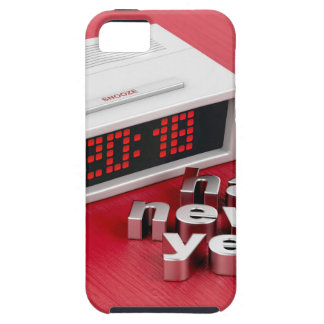 Happy New Year 2018 iPhone 5 Cover