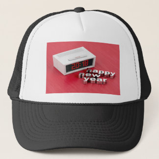Happy New Year 2018 Trucker Hat