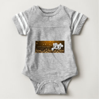 Happy-New-Year #2 Baby Bodysuit