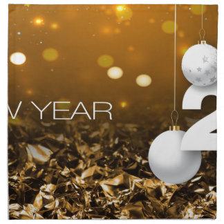 Happy-New-Year #2 Napkin