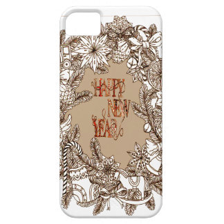 Happy New Year 3 Case For The iPhone 5