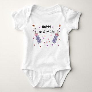 Happy New Year Baby Shirts