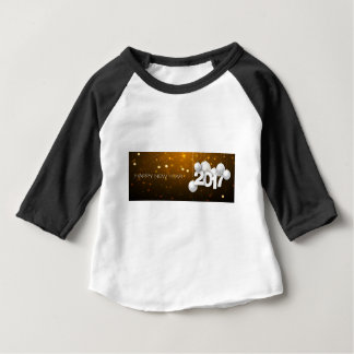 Happy-New-Year Baby T-Shirt