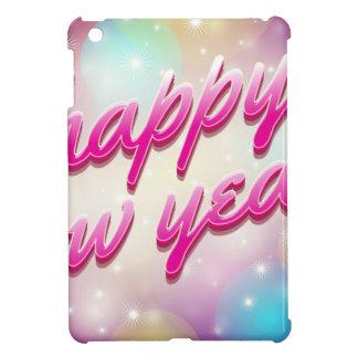 Happy-New-Year Balloons Case For The iPad Mini