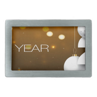 Happy-New-Year Belt Buckle