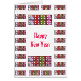 Happy New Year  - Buy Blank or Add Greeting Cards