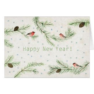 Happy New Year! Card