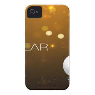 Happy-New-Year Case-Mate iPhone 4 Case