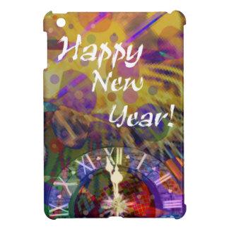 Happy New Year celebration. iPad Mini Cover