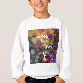 Happy New Year celebration Sweatshirt