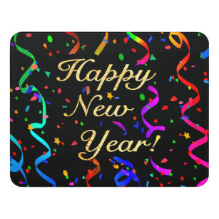 Happy New Year Signs | Zazzle AU