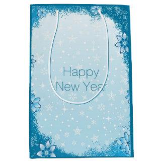 Happy New Year Gift Bag Medium Gift Bag