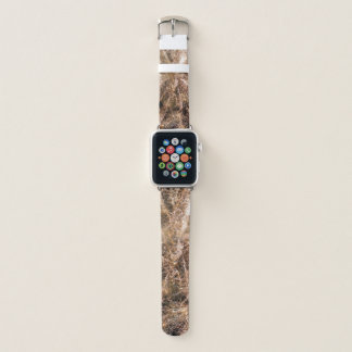 Happy New Year Gold sparkly fireworks Apple Watch Band