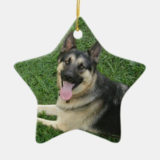 Happy New Year! GSD Ornaments