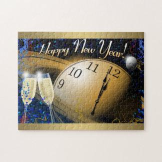 Happy New Year Jigsaw Puzzle