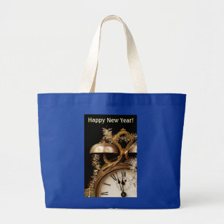 Happy New Year! Jumbo Tote Bag