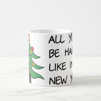 Happy New Year Mug
