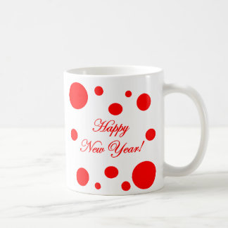 Happy New Year! Mug