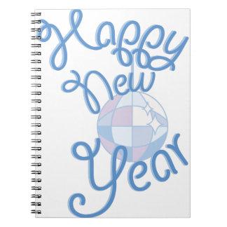 Happy New Year Notebooks