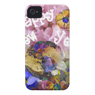 Happy New year on Earth. Case-Mate iPhone 4 Cases