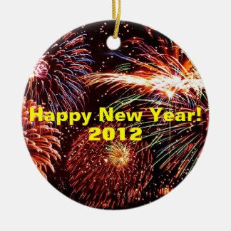 Happy New Year! Ornaments