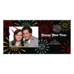 Happy New Year Photocards Photo Card