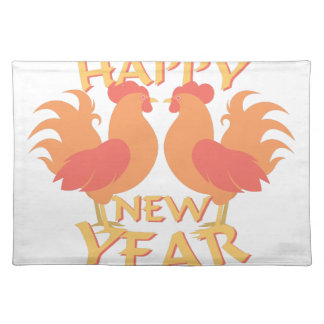 Happy New Year Placemat