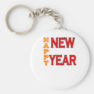 Happy New Year The MUSEUM Key Chains