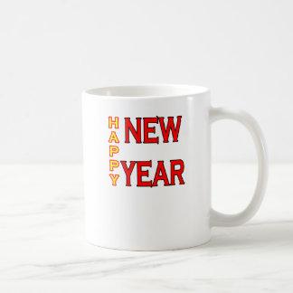 Happy New Year The MUSEUM Coffee Mug