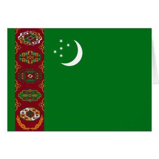 Happy New Year (Turkmen) Card