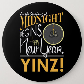 Happy New Year, Yinz Pin