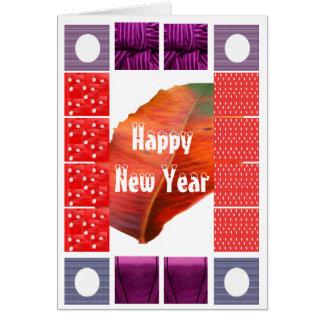 Happy NewYear - Buy Blank or Add Greeting Greeting Card