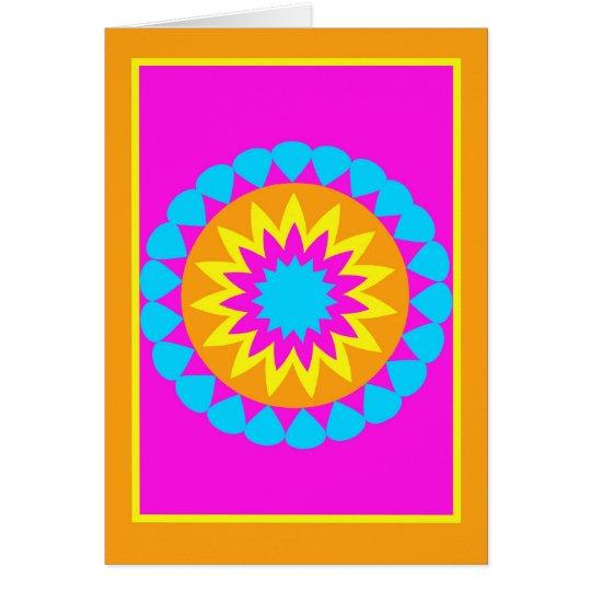 Happy Norooz Card -- Brilliant Colours