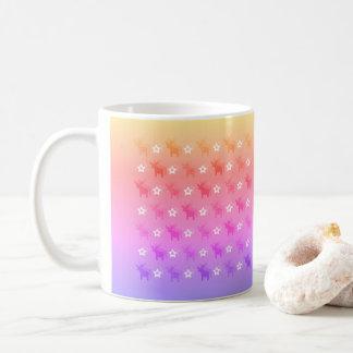 Happy Northern Lights glögg mug