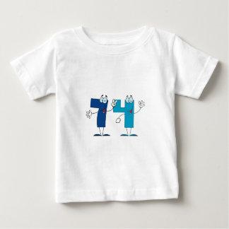 Happy Number 74 Tshirt