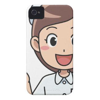 Happy Nurse iPhone 4 Case