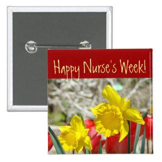 Happy Nurse s Week buttons Nursing Celebration