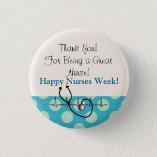 Happy Nurses Week Buttons #66
