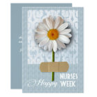 Happy Nurses Week. Customisable Greeting Cards