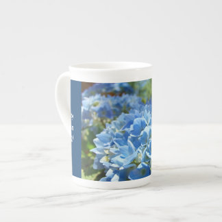 Happy Nurses Week! mugs Hydrangea Thank You!