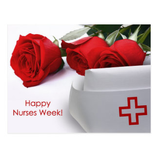 Happy Nurses Week Postcards