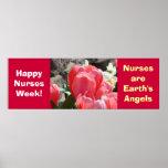 Happy Nurses Week! posters Personalize Angels